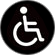 Our facility is wheelchair accessible